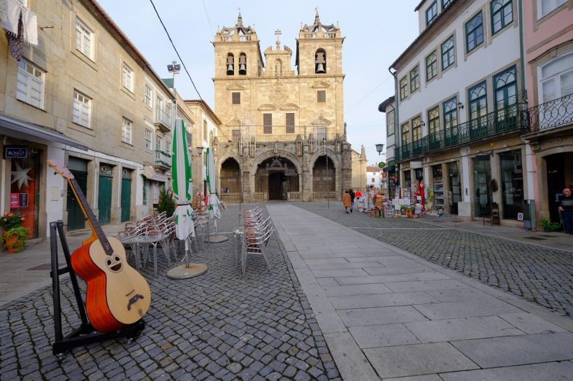 Guimarães and Braga Tour